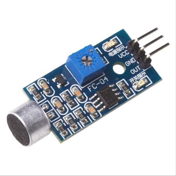 Модуль датчика звукового сигнала