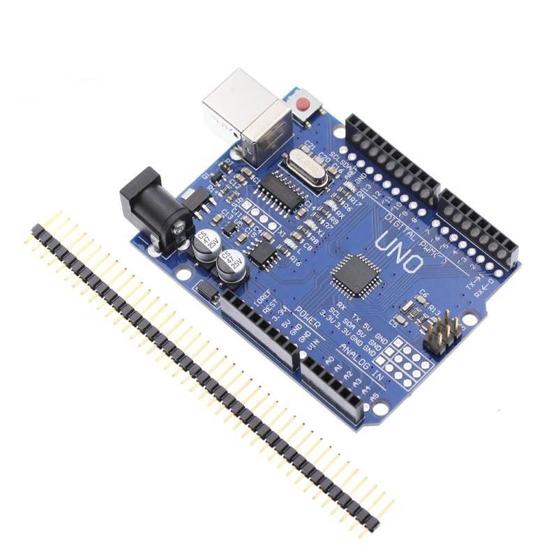 UNO R3 CH340G ATMEGA328P 16 мГц
